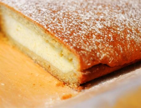 עוגת גבינה רומנית - המתכון למטה